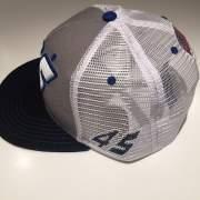 GH45 Hat- Gray Mesh – image #3